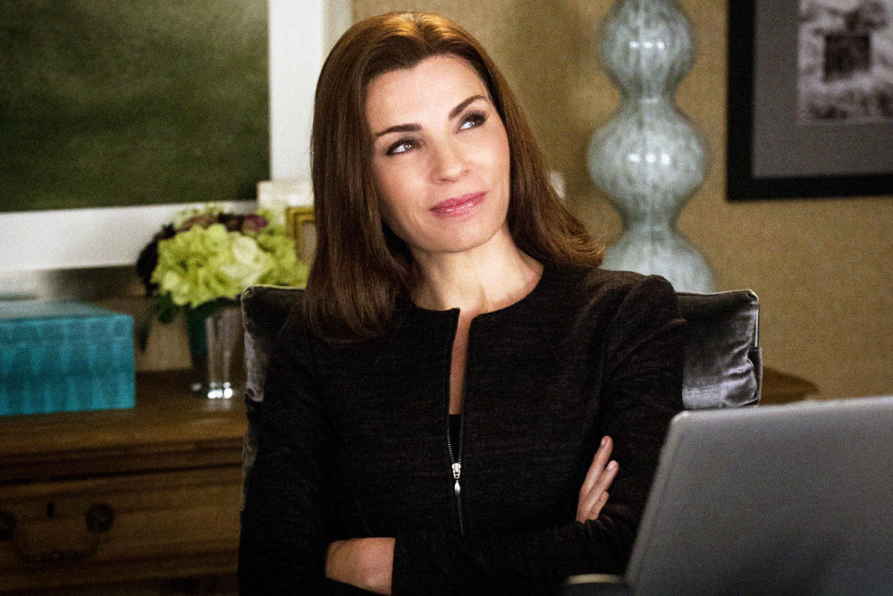 Julianna Margulies has played Alicia Florrick in
