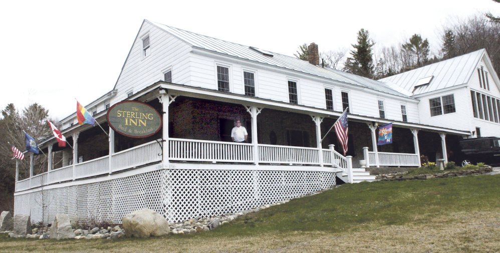 The Sterling Inn in Caratunk will celebrate its bicentennial this month.