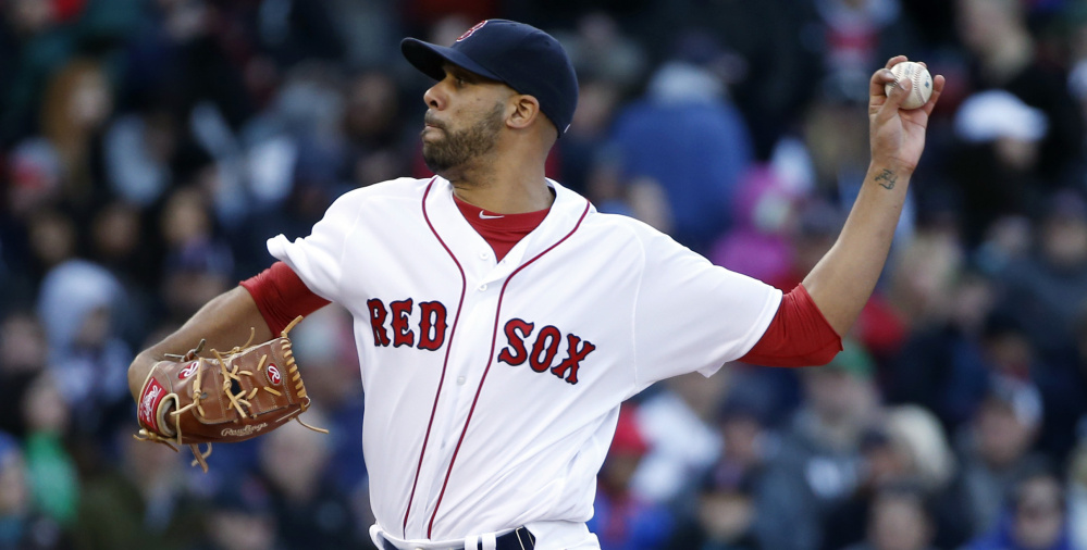 Boston starting pitcher David Price has a 6.75 ERA and has never finished a season higher than 4.42. Even with a 4-1 record, he says a change in his delivery could make all the difference.