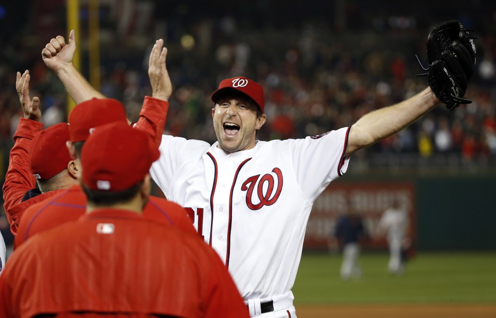 Max Scherzer struck out 20 Tigers on Wednesday night, and that was just one highlight this week for the Nationals. But it was still pretty special for Scherzer, who also has two no-hitters and a one-hitter since joining Washington before last season.
