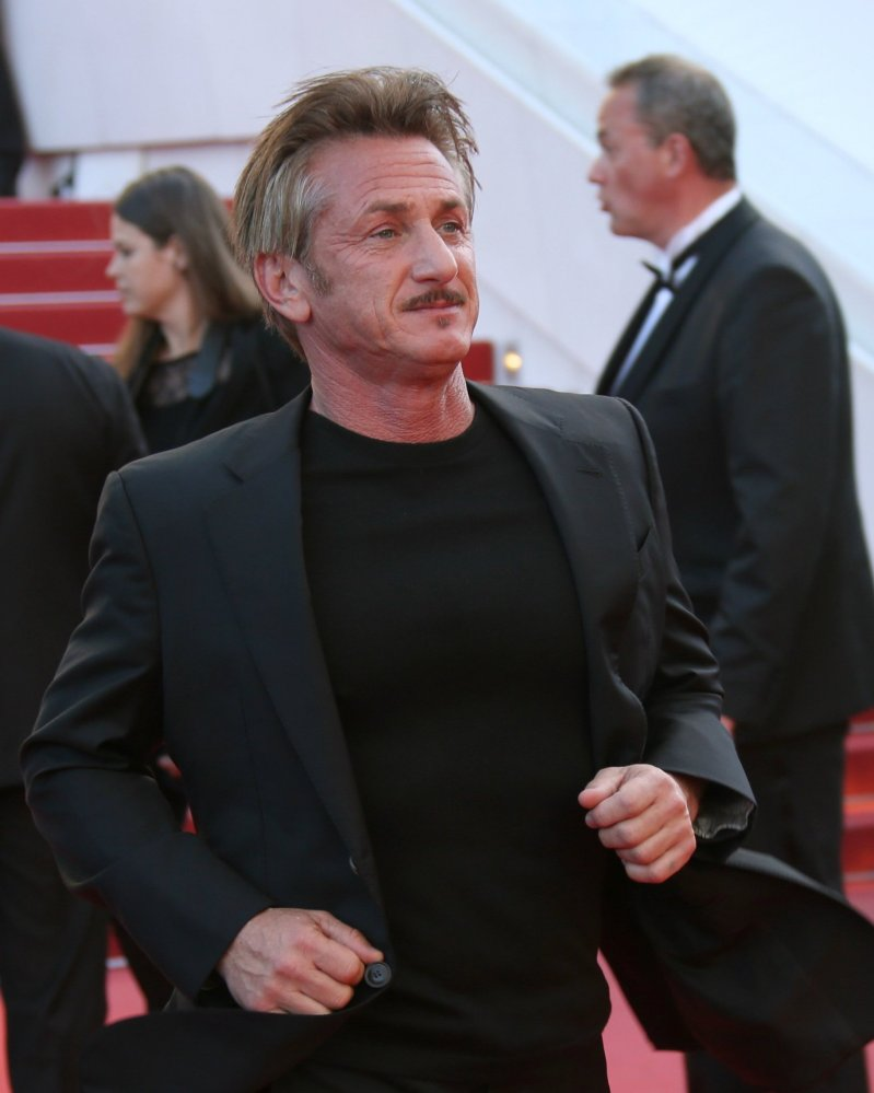 Sean Penn might have trouble saving face after the way