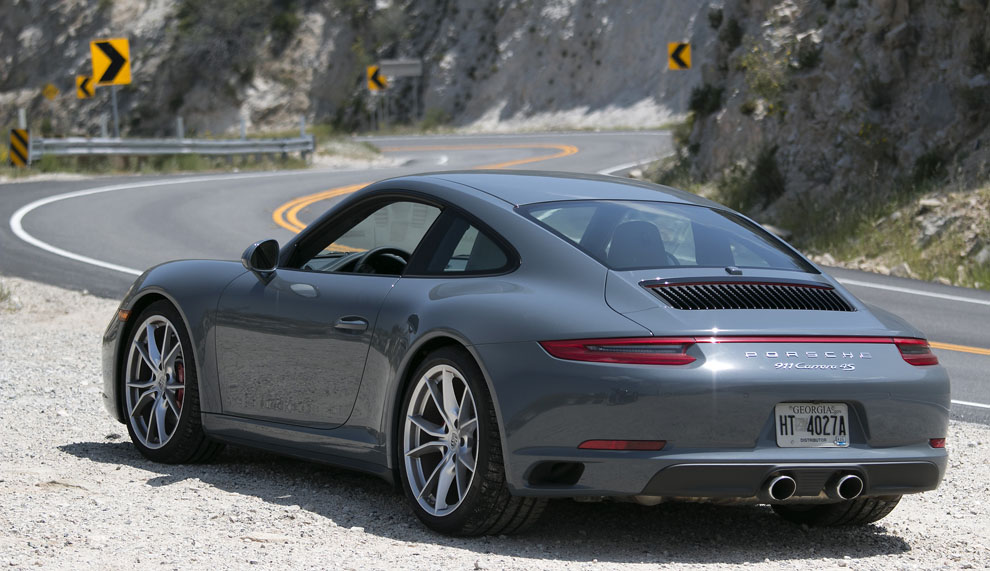 new porsche 911 carrera goes turbo portland press herald. Black Bedroom Furniture Sets. Home Design Ideas