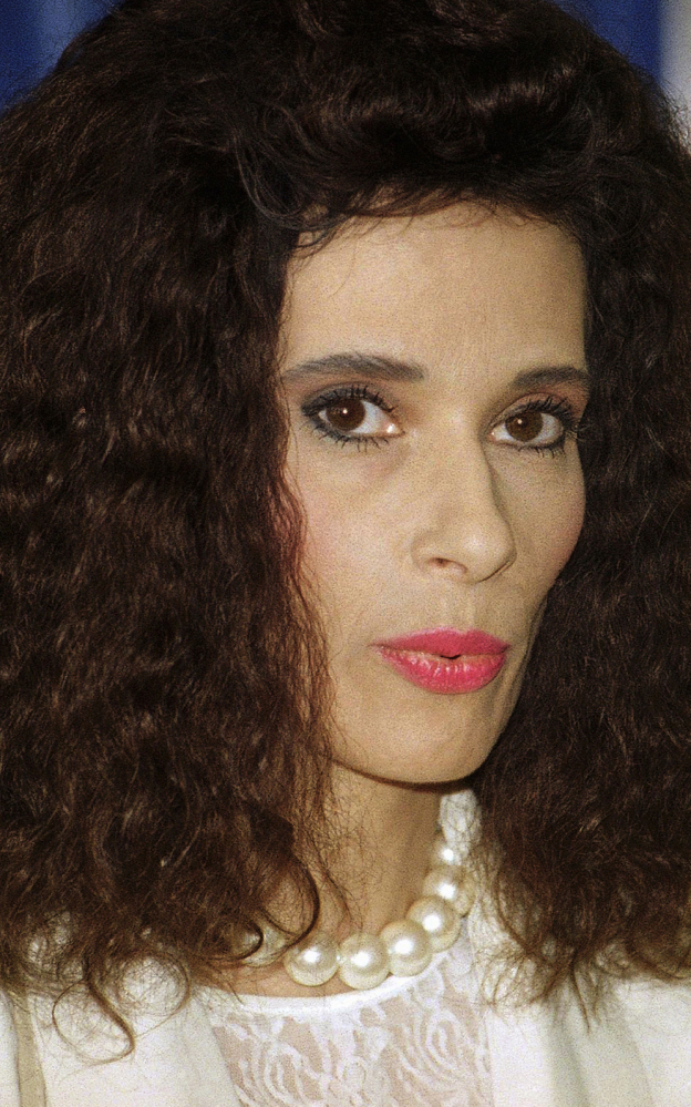 theresa saldana nationality