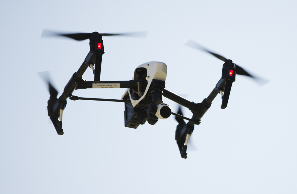 Long-anticipated rules announced by the Federal Aviation Administration allow commercial operators to fly drones that weigh less than 55 pounds.