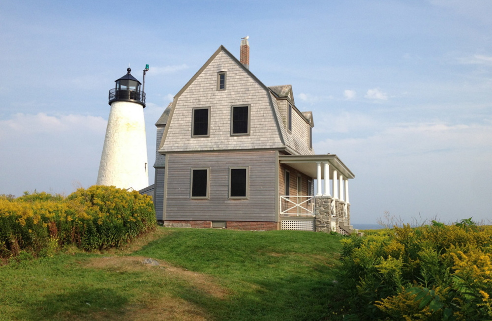 The Friends of Wood Island Lighthouse wants to install a septic system in the keeper's house to allow overnight stays.