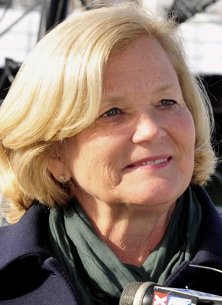 Rep. Chellie Pingree: Hopes to grow public support on gun bills
