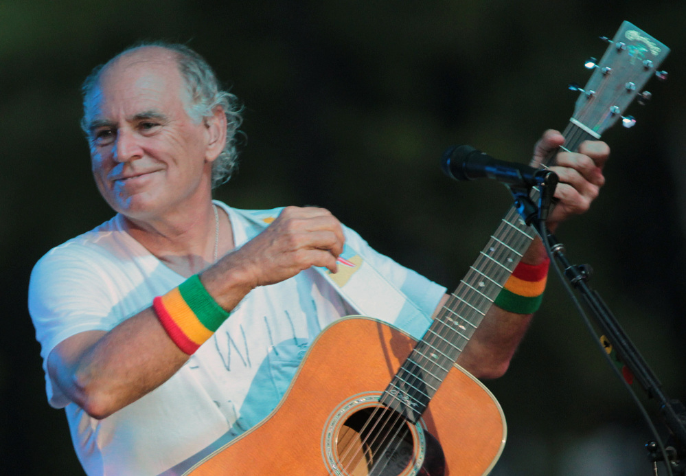 A musical that will combine Jimmy Buffett's tunes with an original story is expected to make its world premiere in 2017 in California.
