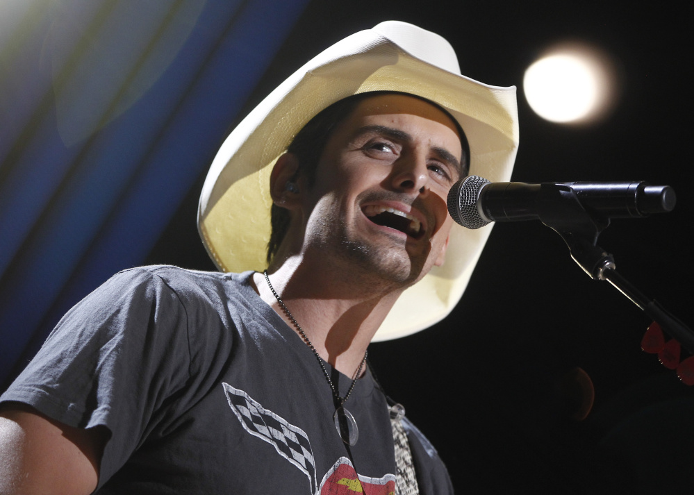 Brad Paisley is hoping to raise $1 million for recovery efforts in West Virginia and has given $100,000 of his own money toward the cause.