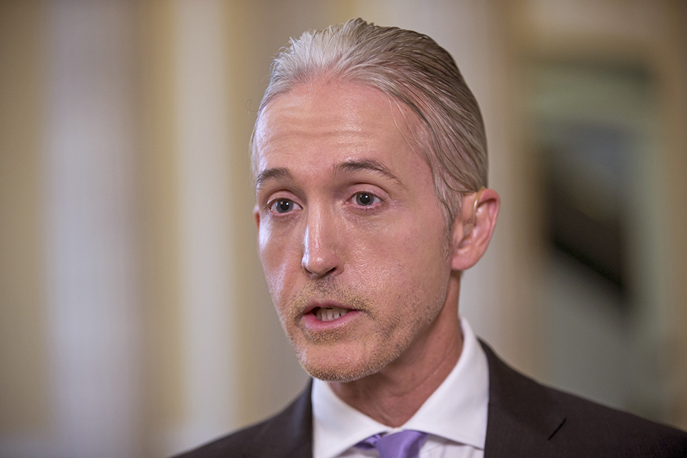 House Benghazi Committee Chairman Rep. Trey Gowdy, R-S.C., discusses the release of his final report on the 2012 attacks on the U.S. consulate in Benghazi, Libya, where a violent mob killed four Americans, including Ambassador Christopher Stevens. Associated Press
