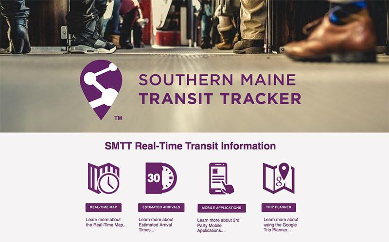 Southern maine transit tracker seeking feedback on its for Southern maine motors service