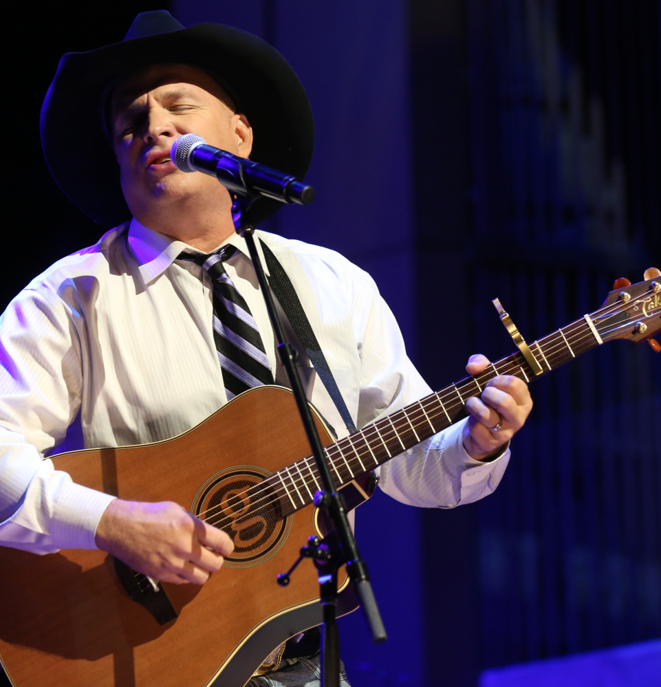 Garth Brooks said Thursday The Garth Channel will feature songs from his albums, live recordings and commentary from the singer.