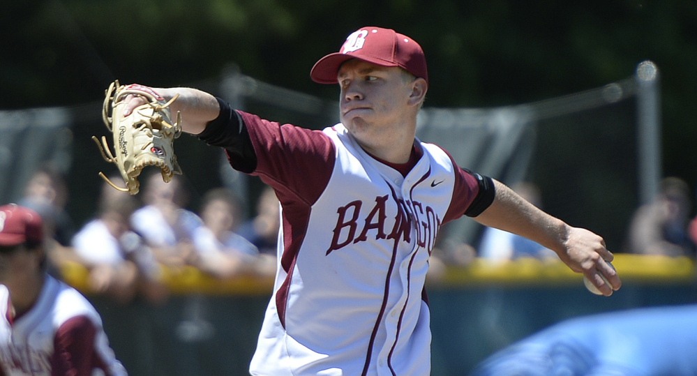 The statistics may tell only part of the story but they're a telling part. Trevor DeLaite of Bangor lost two games in his high school career, and had a 0.30 ERA this season.