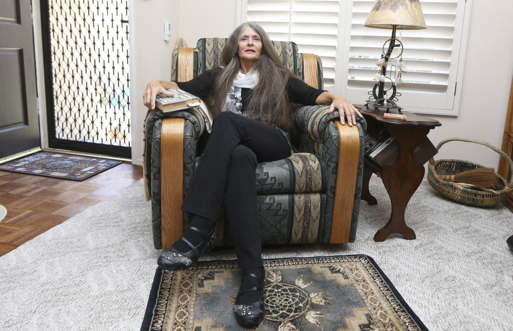 Roberta Berchtold, 62, of San Diego had paperwork for her father's insurance policies but was denied payment on two of them. Two years later, she received a $35,000 payment.