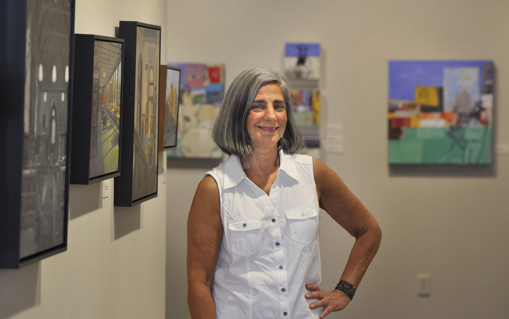 Peggy Greenhut Golden has sold Greenhut Galleries.