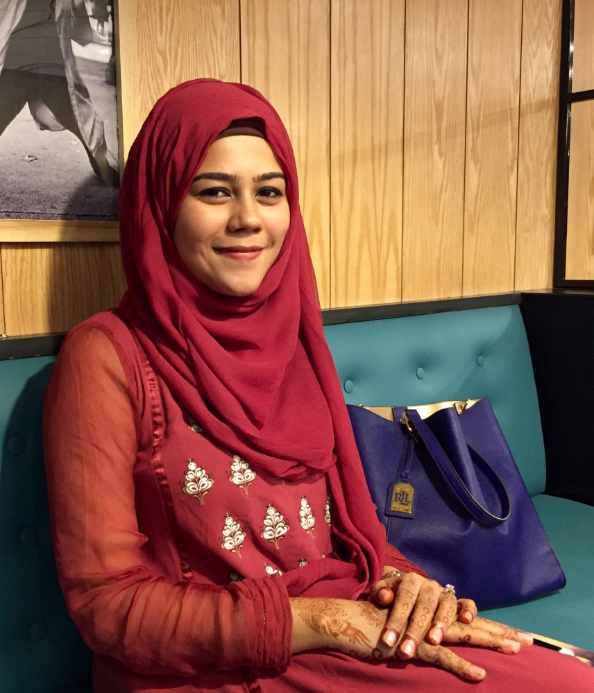 Wahabba Husain, 23, says her education at Al-Huda in Pakistan gave her a haven in a male-dominated country. However, some question what is being taught at the female-only schools as the country grows more fundamental. A graduate of Al-Huda was involved in a California shooting spree that killed 14 last year.