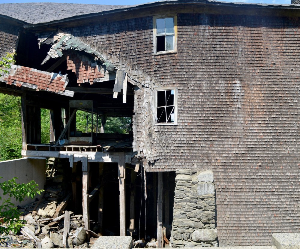 The Branch Pond Dam and mill in South China will be repaired now that owners, the town and state agencies have reached a settlement regarding the historic mill and dam.