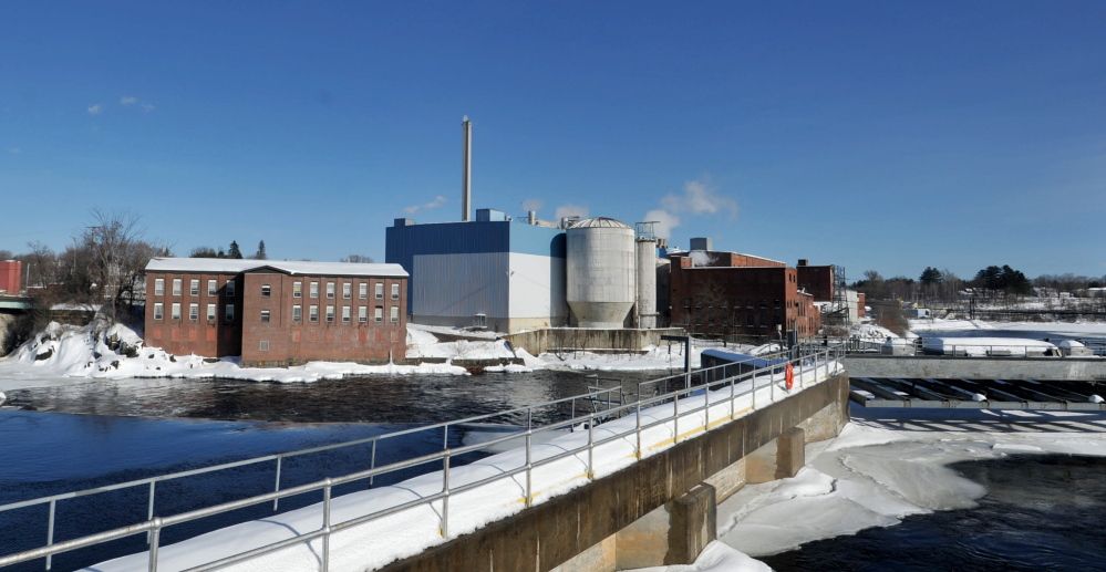 Madison Paper in Madison.