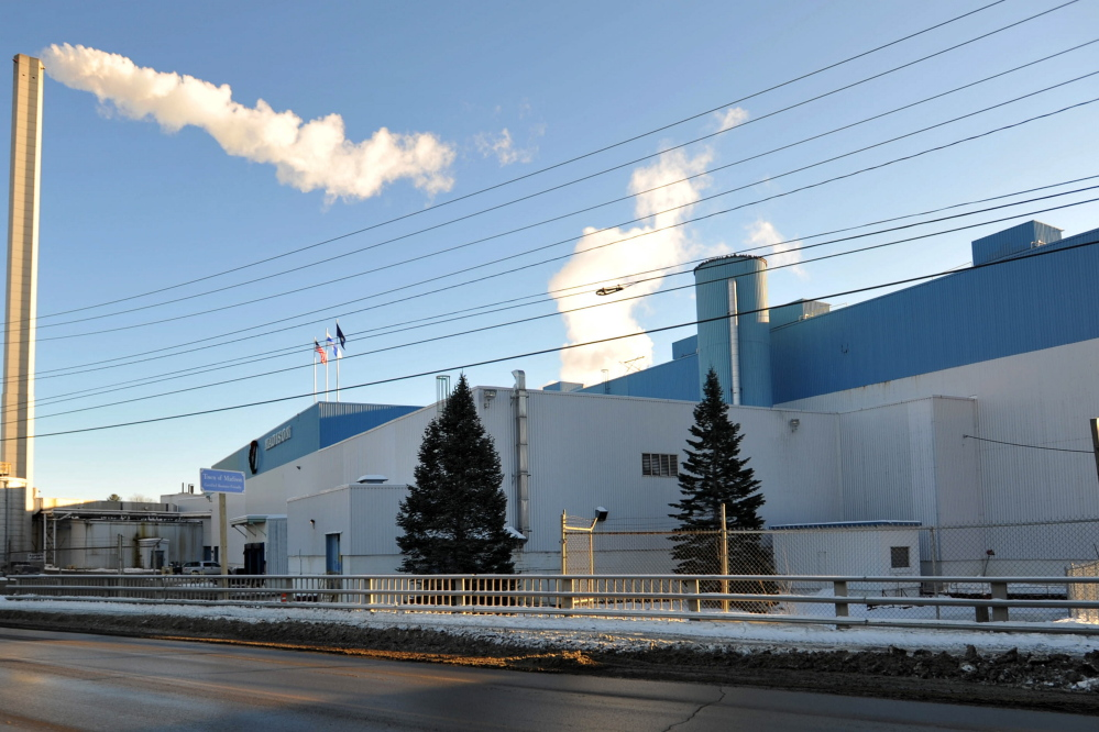 Madison Paper shut its doors this year in part because the high cost of electricity in Maine made it uncompetitive. Seasonal gas shortages might help power generators make money but they hurt communities.