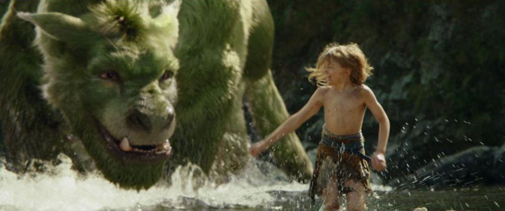"""Oakes Fegley is Pete in Disney's """"Pete's Dragon,"""" the story of a boy named Pete and his best friend Elliot, who just happens to be a dragon. Photo courtesy of Disney"""