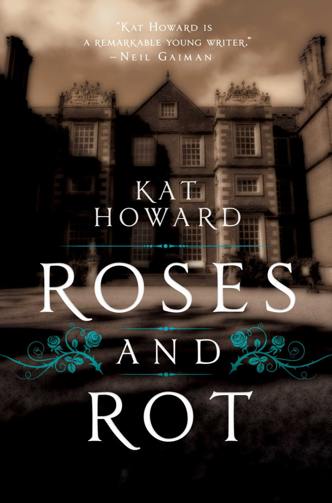 Roses and Rot cover