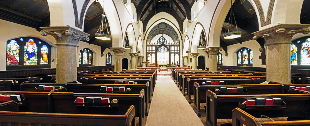The potential sale of St. Mark's Episcopal Church in Augusta has prompted the City Council to place a ban on new group, boarding or rooming homes in two of the city's major zoning districts for up to 180 days.