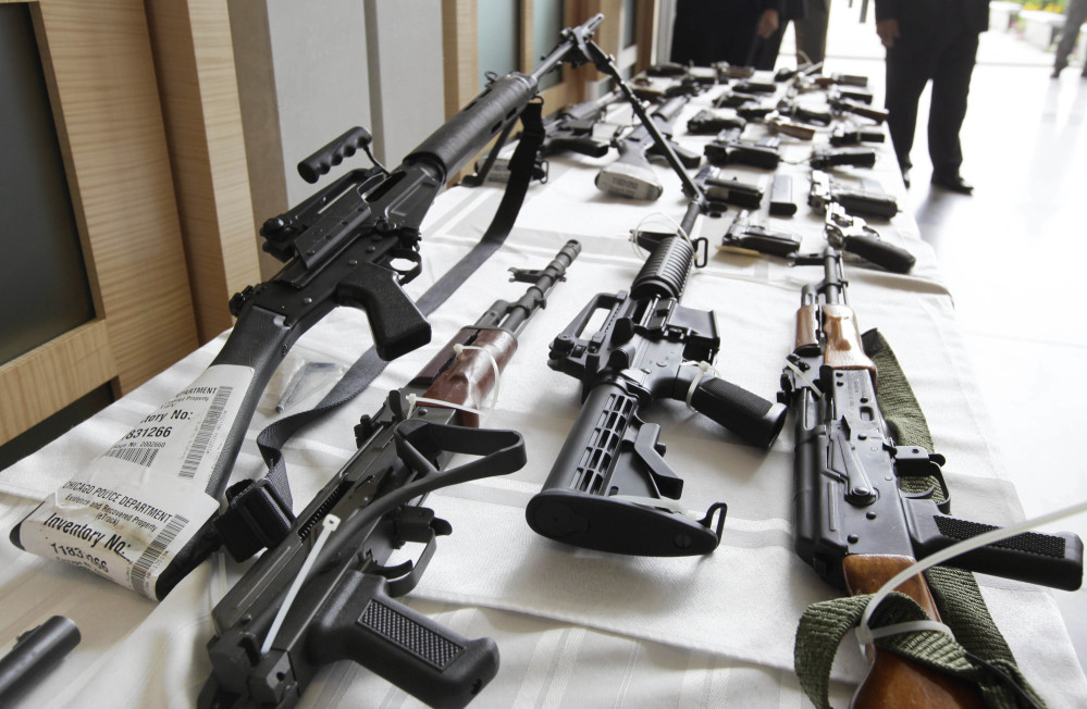 A recent poll  shows 57 percent of young adults support a ban on rapid-firing weapons, and support is especially high among Asian-Americans at 74 percent.