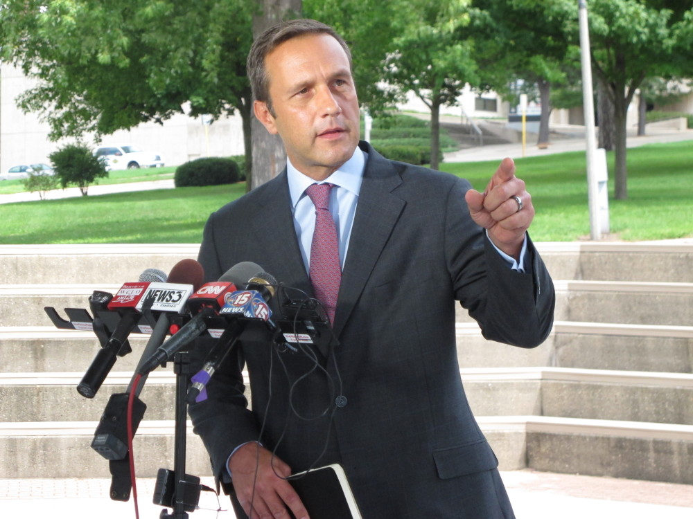 Paul Nehlen, a Republican primary challenger to House Speaker Paul Ryan, accuses Ryan of betraying the party in an