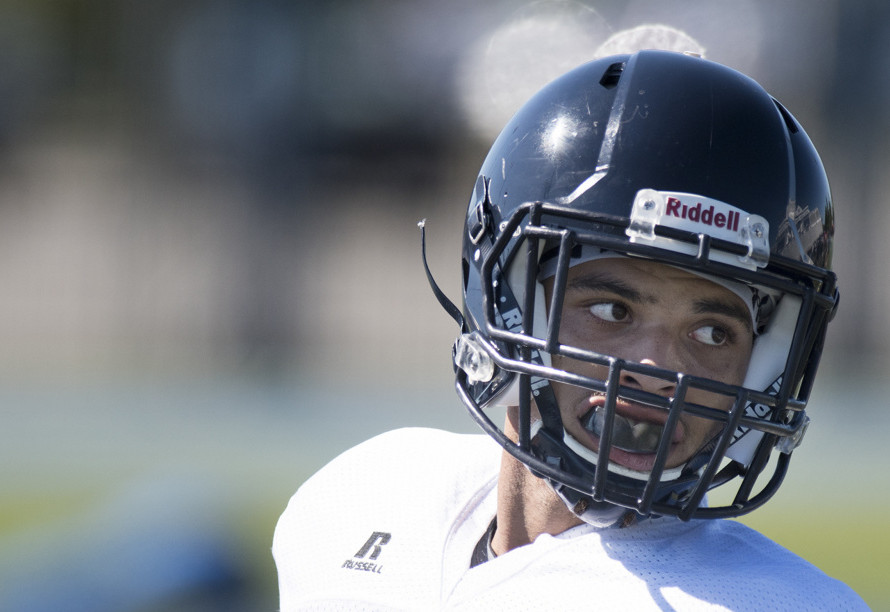 Darrius Hart, a free safety who was injured in the opener last season, is back from knee surgery and looking to add depth to a UMaine defensive backfield that hopes to show improvement.