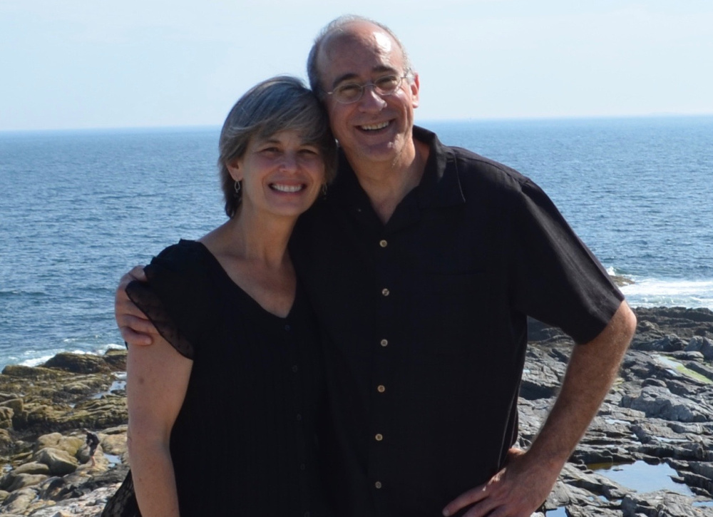 VentiCordi music directors Kathleen McNerney and Dean Stein. Part of the proceeds from two concerts this week will benefit Wayside Food Programs.
