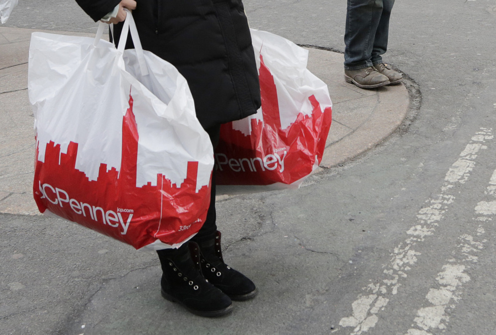 Even though revenue fell slightly short of expectations last month, customer traffic at J.C. Penney Co. was up. The company also plans to use proceeds from selling its corporate headquarters outside Dallas to pay down debt.