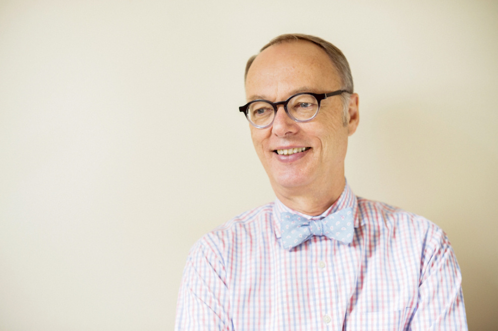 Christopher Kimball will begin his nationwide
