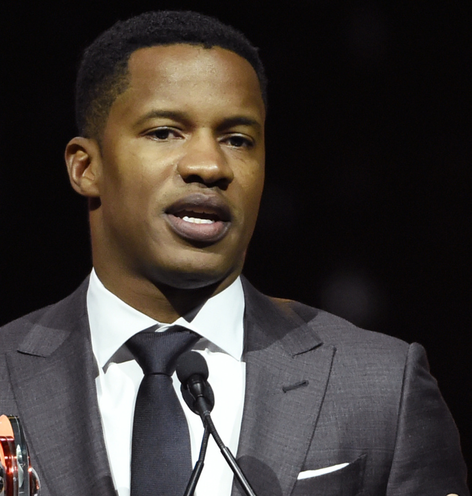 Nate Parker, director of the upcoming