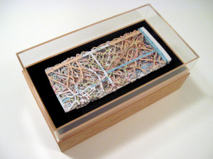 Jeff Woodbury, dissected map
