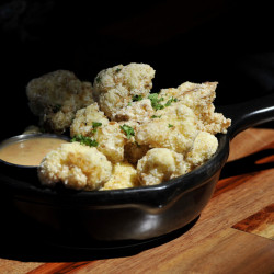 Bang Bang Cauliflower at Somerset Tap House. Shawn Patrick Ouellette/Staff Photographer