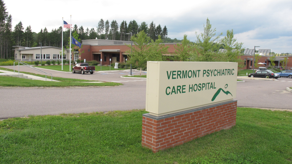 The Vermont Psychiatric Care Hospital was constructed following the flooding from Tropical Storm Irene. The new hospital replaces the Vermont State Hospital in Waterbury.