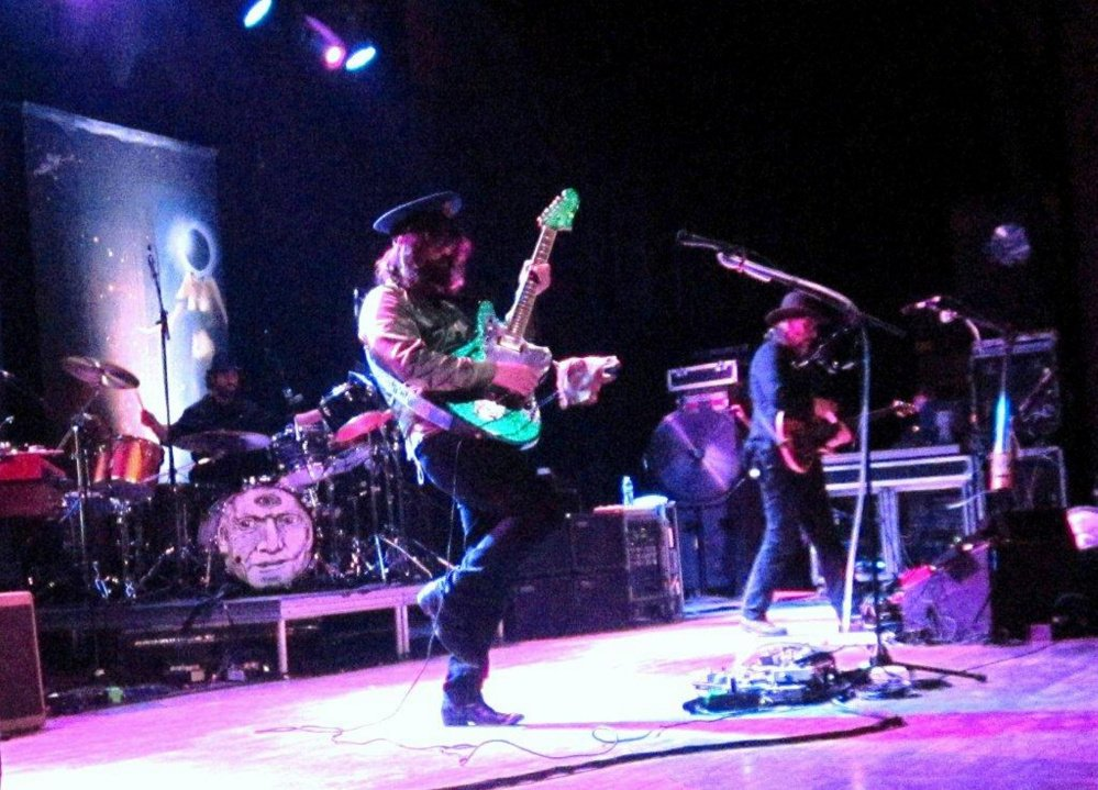 The Claypool Lennon Delirium at the State on Sunday.
