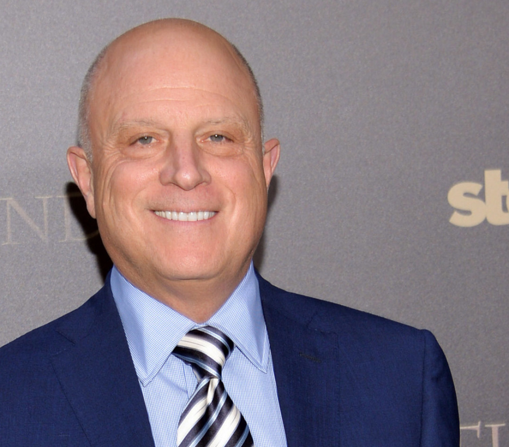 Starz CEO Chris Albrecht says his network routinely gets the cold shoulder from the Emmy awards.
