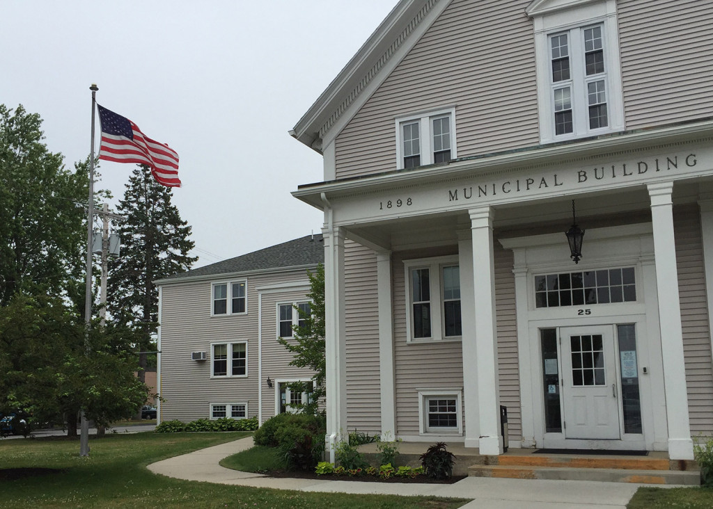 The South Portland City Council is seeking a replacement for Jim Gailey, who resigned as city manager in July to become assistant manager of Cumberland County. Photo by Kelley Bouchard/Staff Writer