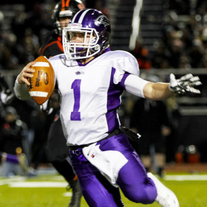 Cole McDaniel figures to be a huge factor for Marshwood as it attempts to capture a third straight state championship. Still just a junior, McDaniel has winning experience and can run as well as pass.