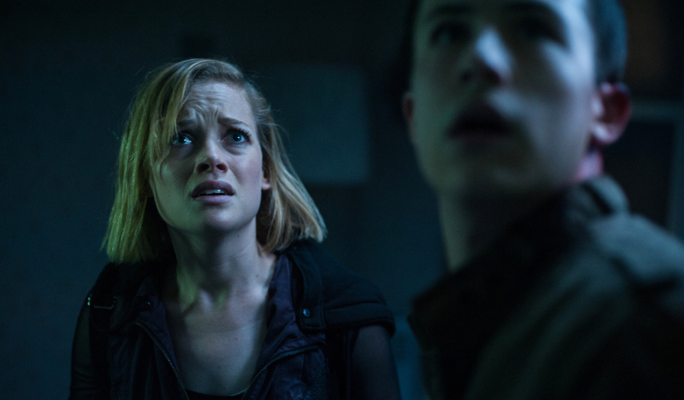 Jane Levy and Dylan Minnette star in