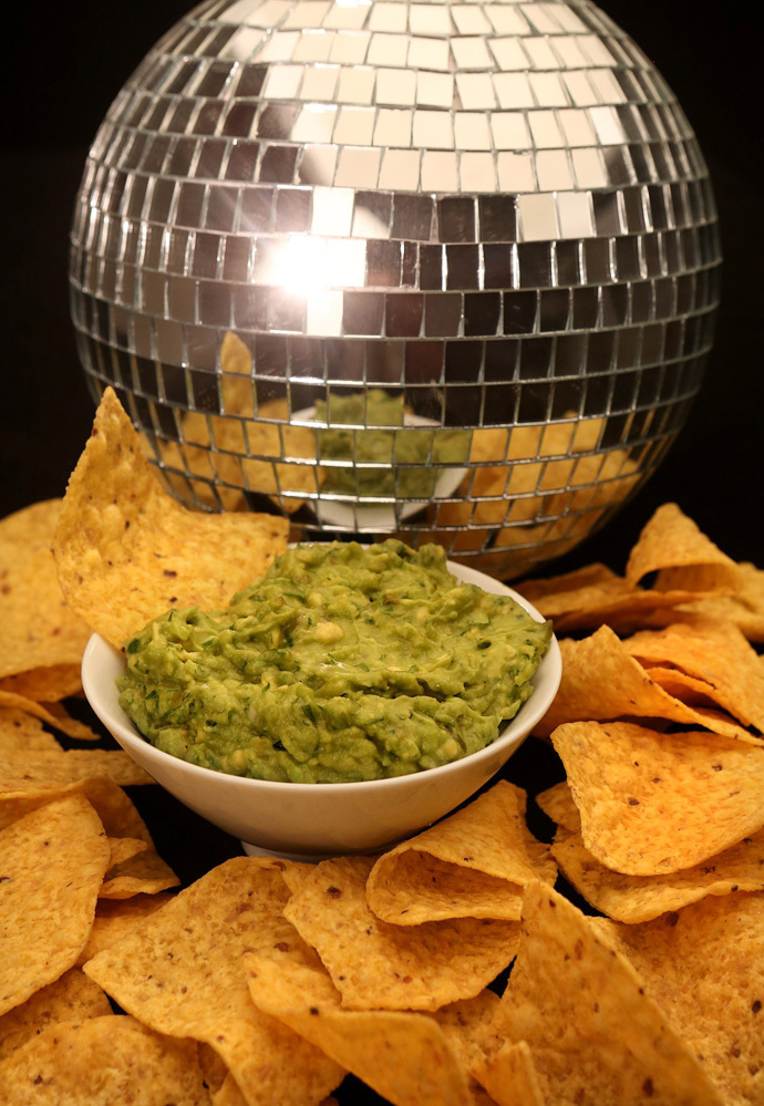 Hold-The-Lime Guacamole is a soothing, salty treat.