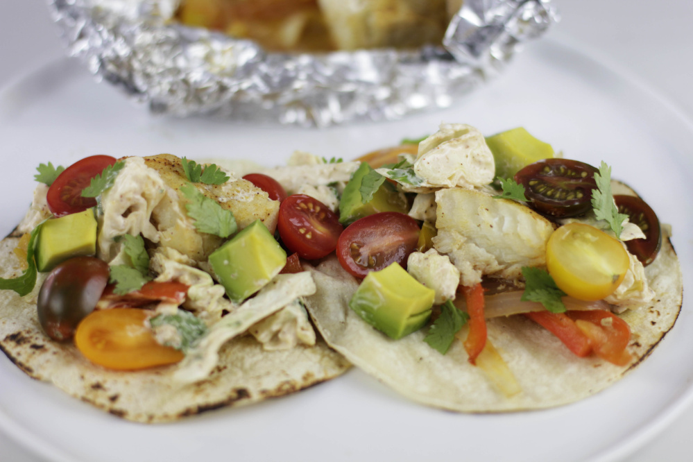 Foil packet cooking is healthy – little fat is needed to accomplish tender, flavorful results.