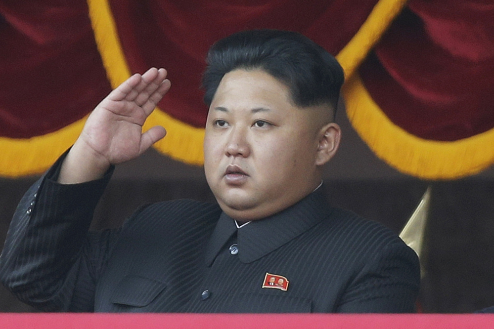 North Korean leader Kim Jong Un has continued his country's nuclear program despite international objections.