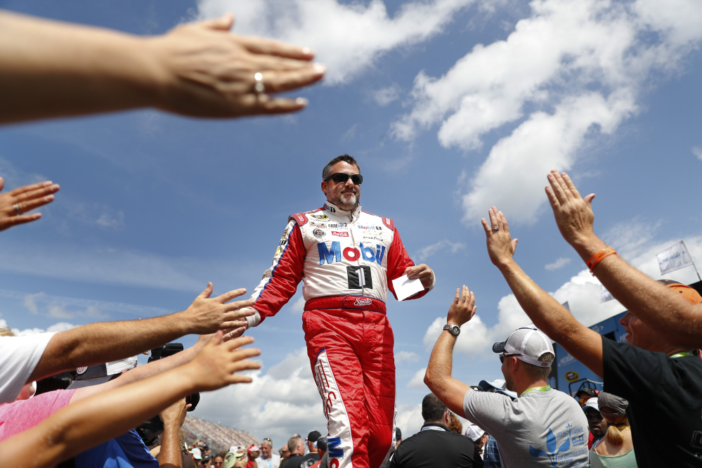 NASCAR driver Tony Stewart tends to elicit very different reactions. Some think he's a great competitor while others see him as a hothead and a jerk.