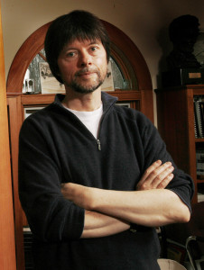"The most recent documentary by filmmaker Ken Burns is ""Defying the Nazis: The Sharps' War."" It airs on PBS on Tuesday."