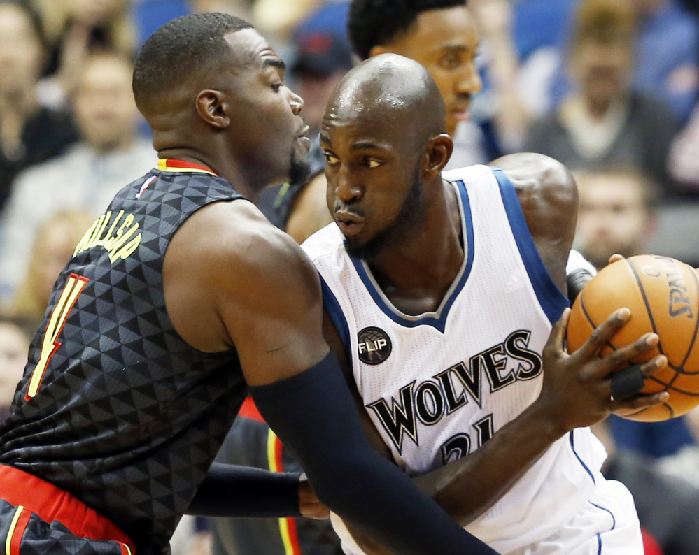 The Timberwolves have started to discuss scenarios for moving forward if Kevin Garnett decides to retire before his 22nd NBA season. Garnett returned to Minnesota, the franchise that drafted him, in 2015.
