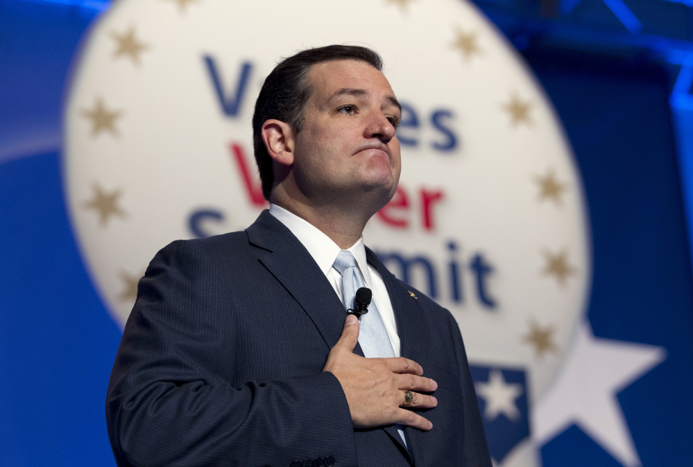 Sen. Ted Cruz, R-Texas, endorsed presidential candidate Donald Trump on Friday after pointedly refusing to endorse him at the Republican National Convention.