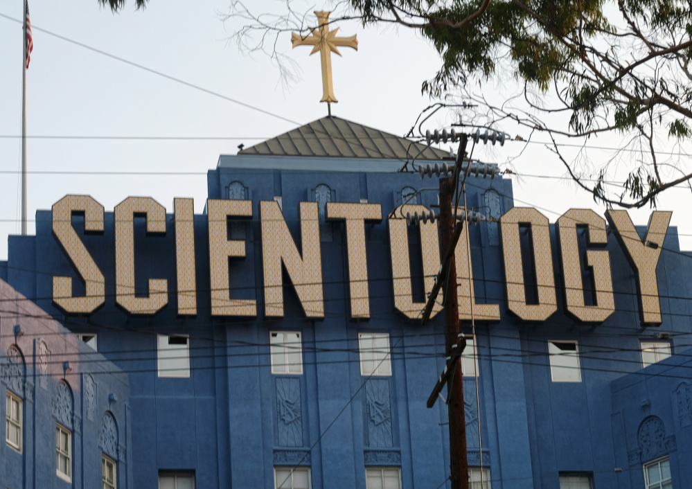 Ronald Miscavige spent 40 years with the Church of Scientology in the Los Angeles area before leaving for Wisconsin. He has written a book about the church and says he is being targeted for speaking out against Scientology.