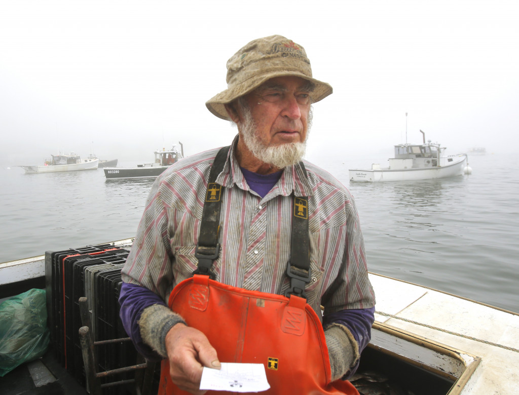 The 'lobster capital of the world' faces a crucial question - Portland Press Herald
