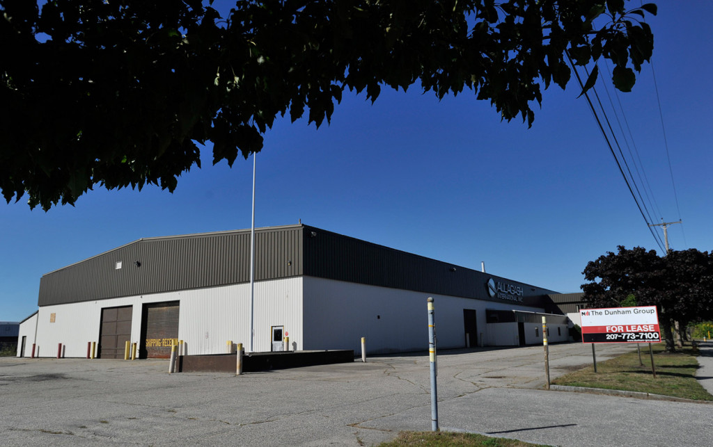 The Cacoulidis family's representative says a national company is negotiating to lease a 40,000-square-foot warehouse with office space at 1 Madison St., on the road to Bug Light Park in South Portland. Shawn Patrick Ouellette/Staff Photographer
